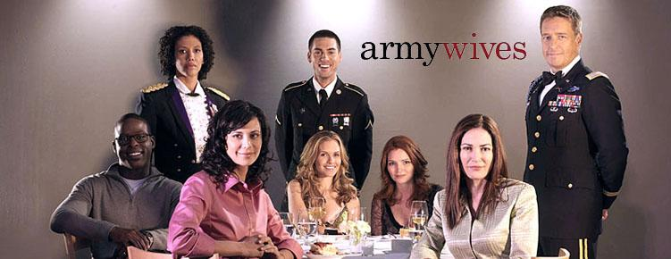 S�rie Army Wives